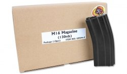 G&P - Magazynek Mid-Cap - M4 - 130 - Metal - BOX x 10 - GP094-P