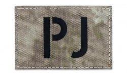 Combat-ID - Naszywka PJ - A-TACS AU - Gen II