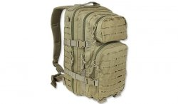 Mil-Tec - Plecak Small Assault Pack Laser Cut - Coyote