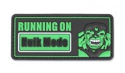 4TAC - Naszywka 3D - Hulk