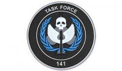 4TAC - Naszywka 3D - Task Force 141