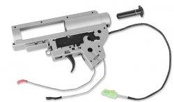 Arma Tech - Szkielet gearboxa MSW - Ver.2 - 8 mm - Tył - APGC001