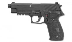 Sig Sauer - Wiatrówka SIG P226 ASP - Blow Back - 4,5 mm - Czarny