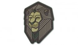 MIL-SPEC MONKEY - Morale Patch - Industrial Lion - PVC - Multicam