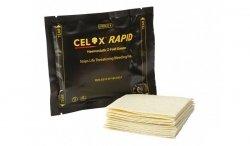 Medtrade Products - Środek hemostatyczny Celox Rapid w opatrunku