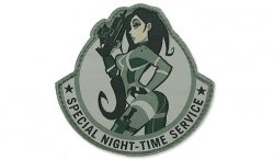 MIL-SPEC MONKEY - Morale Patch - Special Night - UCP