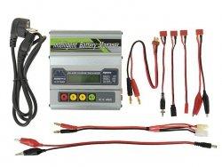 Mikroprocesorowa ładowarka GTPA606D do akumulatorów litowych, niklowych i ołowiowych [ACM]