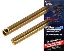 Lufa precyzyjna (469mm) 6.02mm do G3-SG1/G3A3/G3A4 [GUARDER]