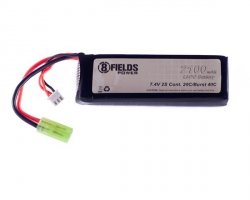 Akumulator Li-Po 2100mAh 7,4V 20/40C [8FIELDS]