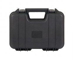 Nylonowy kufer o długości 32cm - BLACK [SRC]