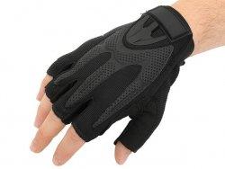 Military Combat Gloves mod. I (Size M) - Black [8FIELDS]