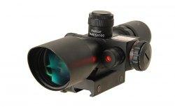 Luneta 2.5-10x40 z laserem [ACM]