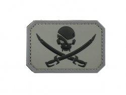 Naszywka Pirate PVC 2 [EM]