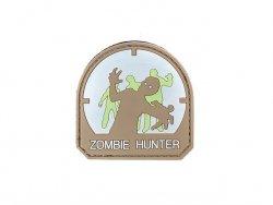Naszywka Zombie Hunter PVC 1 [EM]