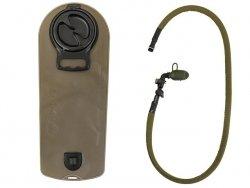 2.5L Wkład hydracyjny z ustnikiem z zaworem uszczelniającym - Olive [8FIELDS]