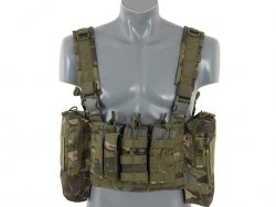 Ulepszony Chest Rig patrolowy - MT [8FIELDS]