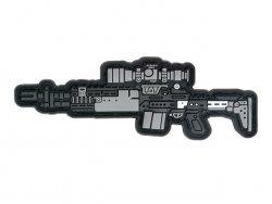Naszywka EBR PVC [TMC]