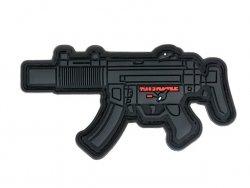 Naszywka MP5SD PVC [TMC]