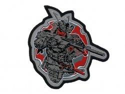 Naszywka haftowana Tactical Samurai 2 [WaveCombat]