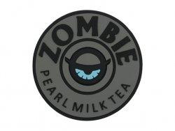 Naszywka Zombie PVC - Grey [EM]