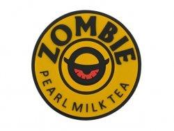 Naszywka Zombie PVC - Yellow [EM]