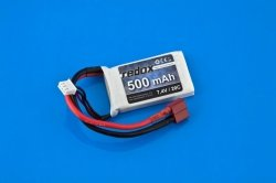 Redox - Akumulator LiPo 7,4V 500mAh 20C