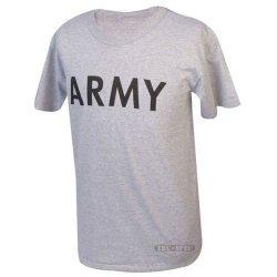 Tru-Spec - Koszulka T-shirt Army - grey