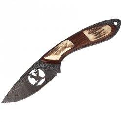 Nóż myśliwski Martinez Albainox Damascus 192 warstwy (31949)