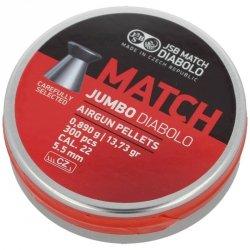 JSB - Śrut Diabolo Jumbo Match 5,5mm 300szt.