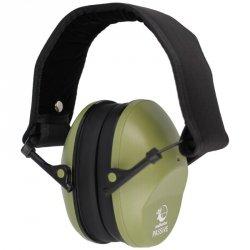 RealHunter - Ochronniki słuchu Passive - Olive (258-015)