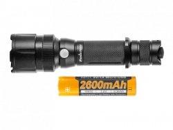 Fenix - Latarka FD41 900lm z akumulatorem USB 2600mAh