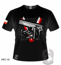 Koszulka VIS PAT-15 [rozmiar XL]