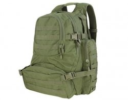 Condor - Plecak Urban Go Pack - Zielony OD - 147-001
