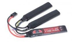 Arma Tech - Akumulator LiPo 11,1V 1100mAh 20C [1+1+1]