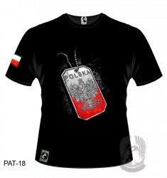 Koszulka Nieśmiertelnik PAT-18 [rozmiar 2XL]