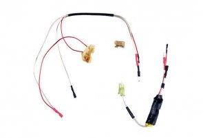 Niskooporowy zestaw przewodów do gearboxa