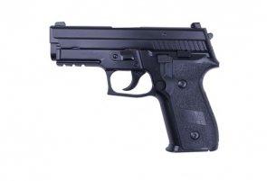 Replika pistoletu KP-02