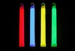 Światło chemiczne GlowStick - zielone