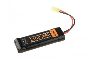 GFC - Akumulator NiMH 8,4V 1100mAh typ mini