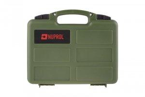Nuprol - Walizka na pistolet - olive