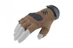 Rękawice taktyczne Armored Claw Shield Cut - Tan