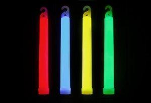 Światło chemiczne GlowStick - pomarańczowe