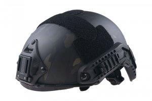 FMA - Hełm typu Ballistic - MC Black