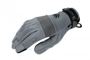 Rękawice taktyczne Armored Claw CovertPro Hot Weather - Szare