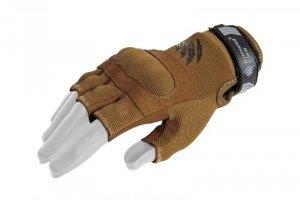 Rękawice taktyczne Armored Claw Shield Flex Cut Hot Weather - Tan