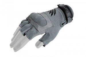 Rękawice taktyczne Armored Claw Shield Flex Cut Hot Weather - szare