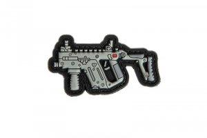 Naszywka Gun 08