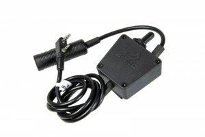 Przycisk PTT ZP122 E-Switch - Kenwood