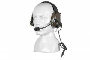 Zestaw słuchawkowy zComtac II V6.0 - FG
