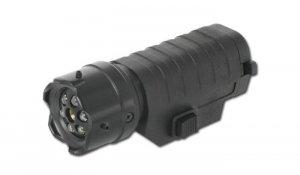 ASG - Latarka taktyczna z celownikiem laserowym - 15927